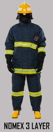 3 LAYER Safety Suit