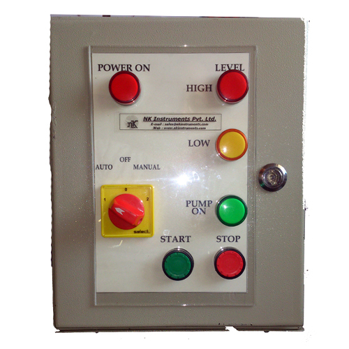 Panel for Single Tank Level Control System