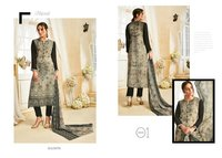 Georgette digital fancy suits