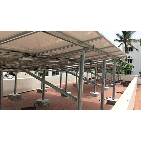 Aluminium Solar Panel Structure