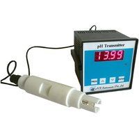 pH Transmitter with Electrode