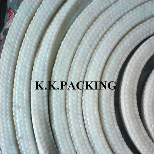 Lubricated Expanded PTFE Packing