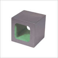 Cast Iron And Granite Cube