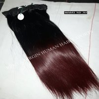 Indian Two Color Remy Hair Extensions