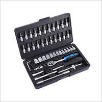 45 pcs 1  4  Dr socket set