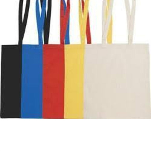 Colored Cotton Bag