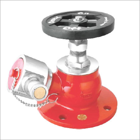 Single Outlet Aluminum Landing Valve