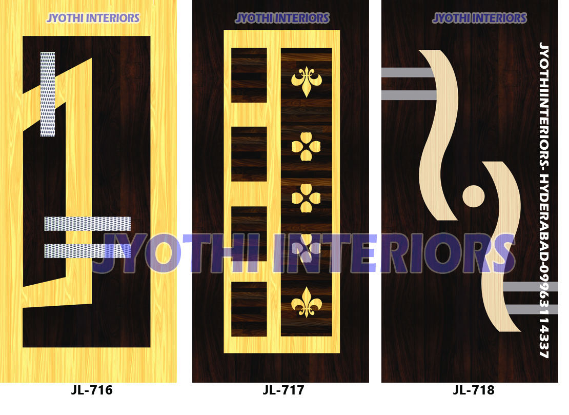 Fancy Designer Doors