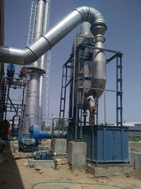 Formaldehyde Gas Scrubbing System