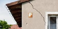 Crack Repairing of Roof