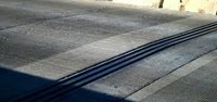 Expansion Joint Plate Service