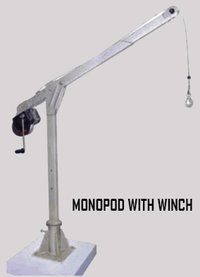 MONOPOD WITH WINCH