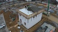 Foam Concrete For Roof Insulatbion