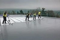 Liquid Membrane of Roof
