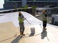 Liquid Membrane of Roof