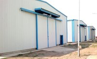 Prefabricated Factory Shed Waterproofing Service