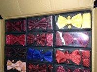 Designer Silk Bow Tie