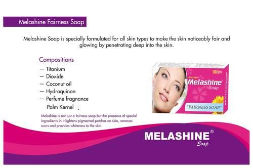 Melashine Soap