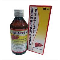 Dhara Livo-Jem Syrup