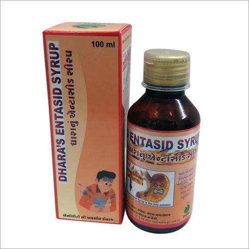 Dhara Entasid Syrup