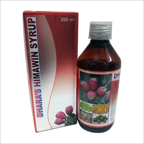 Dhara Himawin Syrup