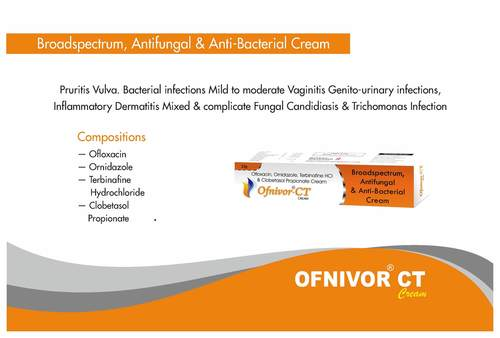 Ofnivor CT cream