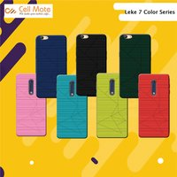 Leke 7 Color Back Case