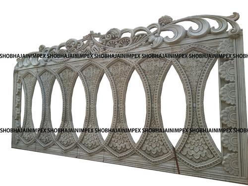 Carving Wedding Fiber Frame