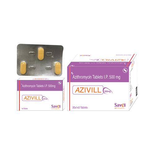 Azithromycin 500mg Tablets