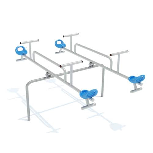 4 seater See saw
