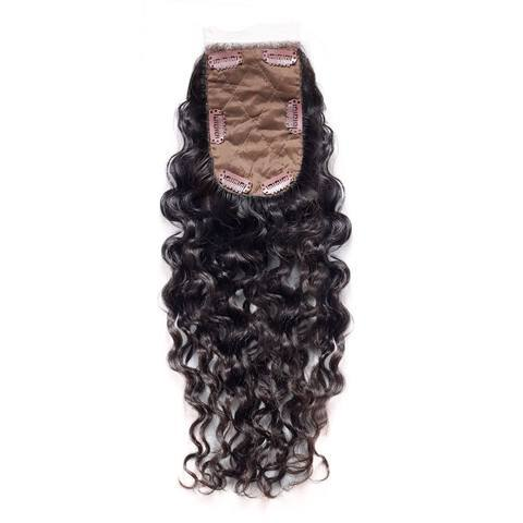 Curly Clip in Closure