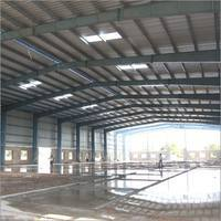 Prefabricated Insulated Factory Shed