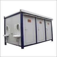 Prefabricated Toilet Unit