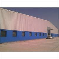 Prefabricated Peb Shelter