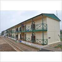 Prefabricated Building Shelter