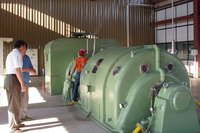 Steam/Gas Synchronous Generator