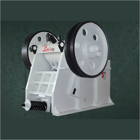 Primary Grease Type Single Toggle Jaw Crusher