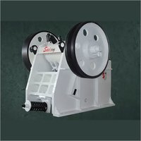 Grease Based Jaw Crusher
