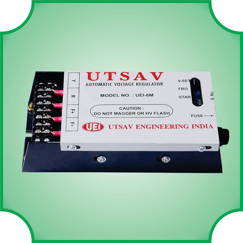 Single Phase AVR