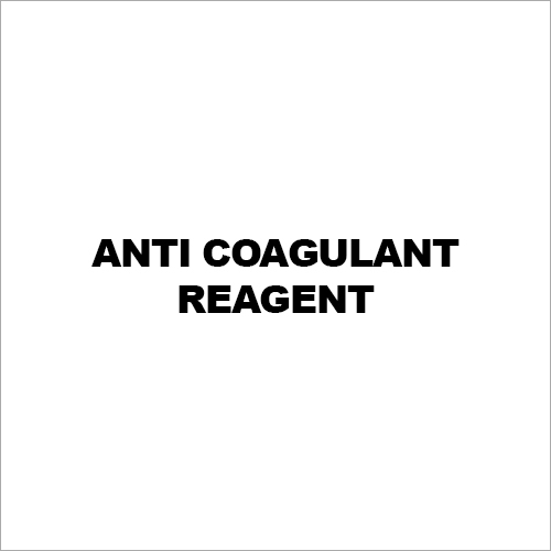 Anti Coagulant Reagent