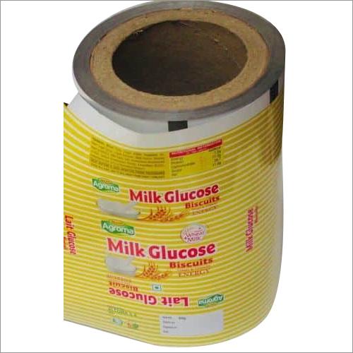Biscuit Packaging Rolls