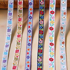 Printed Ribbon Lace