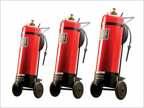 Water Based Fire Extinguiser