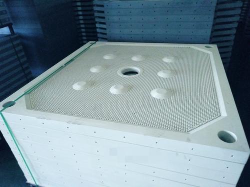 Chamber Press Filter Plate