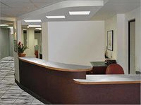 Hotel Reception Interior Designing Services
