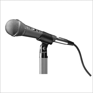 PA System Microphone