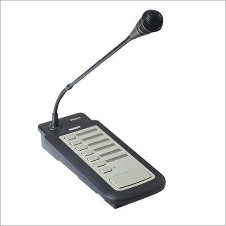 Public Address Plena Voice Alarm Call Station