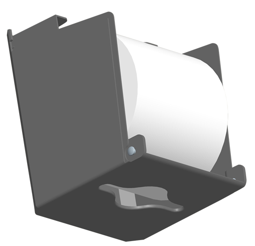 Twin Roll Tissue Dispensers