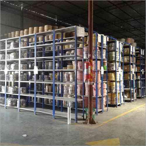 Industrial Slotted Angle Racks