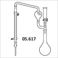 05.617 Kjeldahl Distillation Assembly